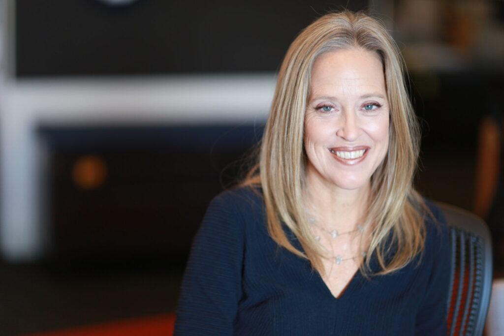 Teach for America'nın kurucusu Wendy Kopp, değişimi benimsemeye ve yenilik getirmeye inanıyor.