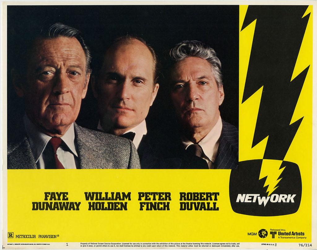 Satış Pazarlama Filmleri - Şebeke - Network / 1976