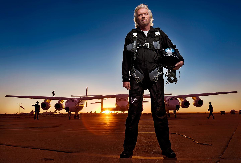 Richard Branson: Asla pişman olma bir sonraki şeye devam et