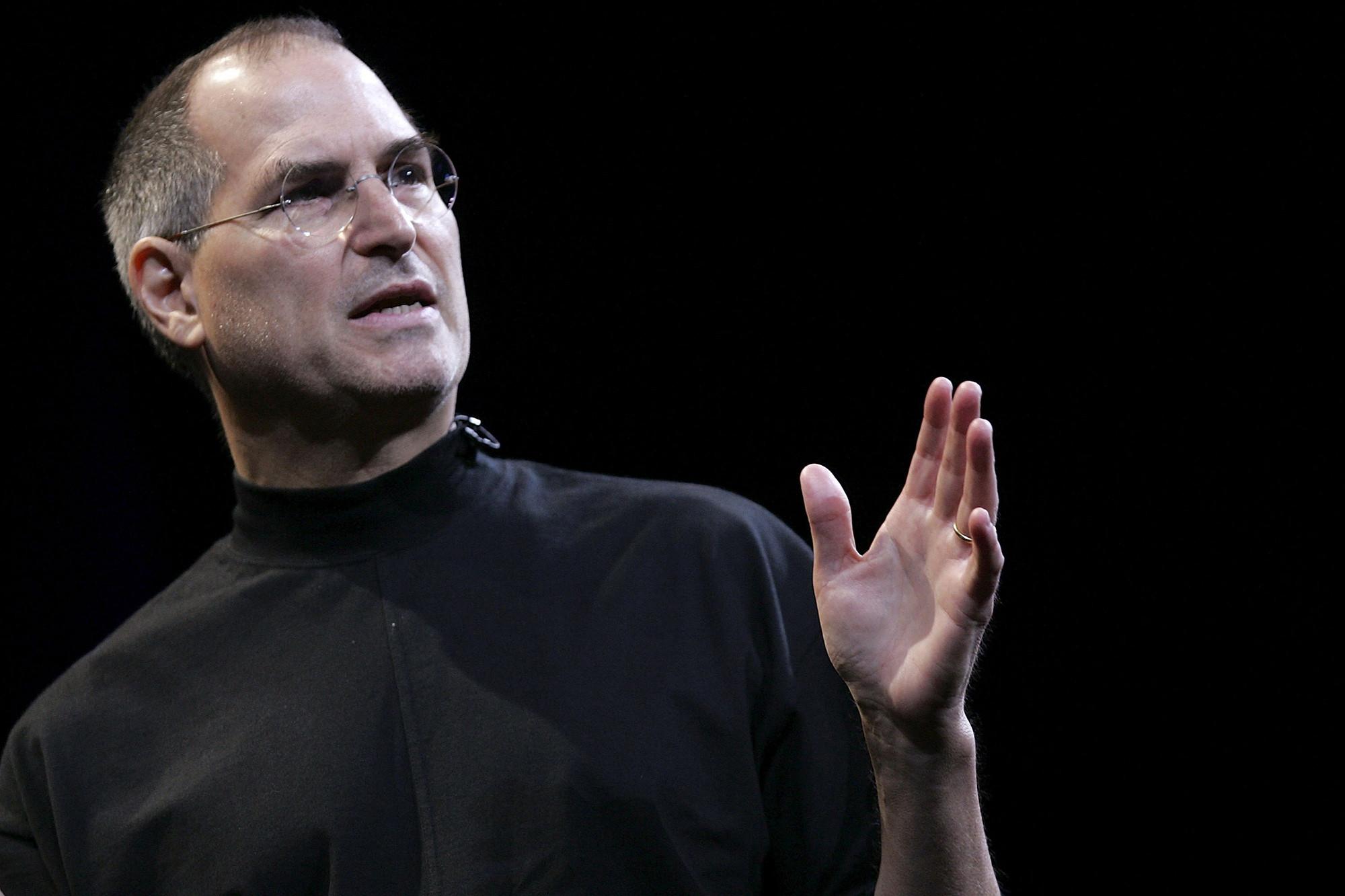 Steve Jobs: Sadece tutkunuzu takip etmeyin, kendinizden daha büyük bir şeyi takip edin