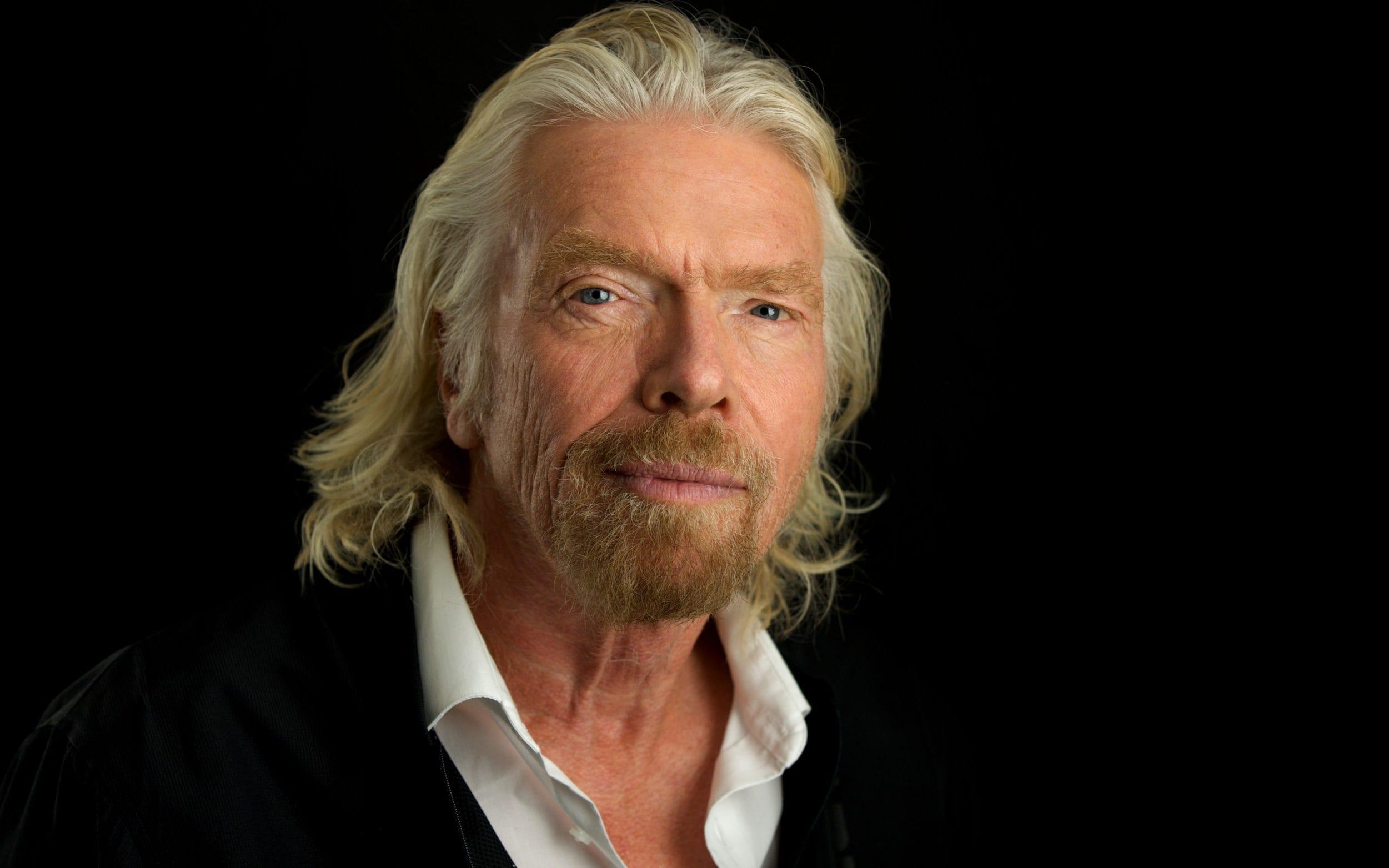 Virgin Group'un kurucusu Richard Branson'un kanatları altında 400'den fazla şirket var.