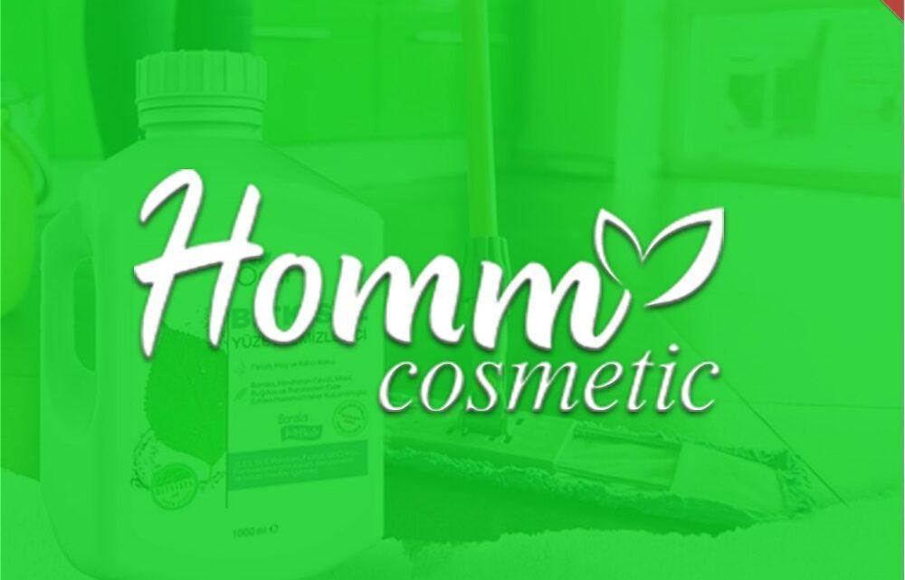 Homm Cosmetic network marketing sektörüne 2013 senesinde girmiş olan bir yerli network şirketidir.