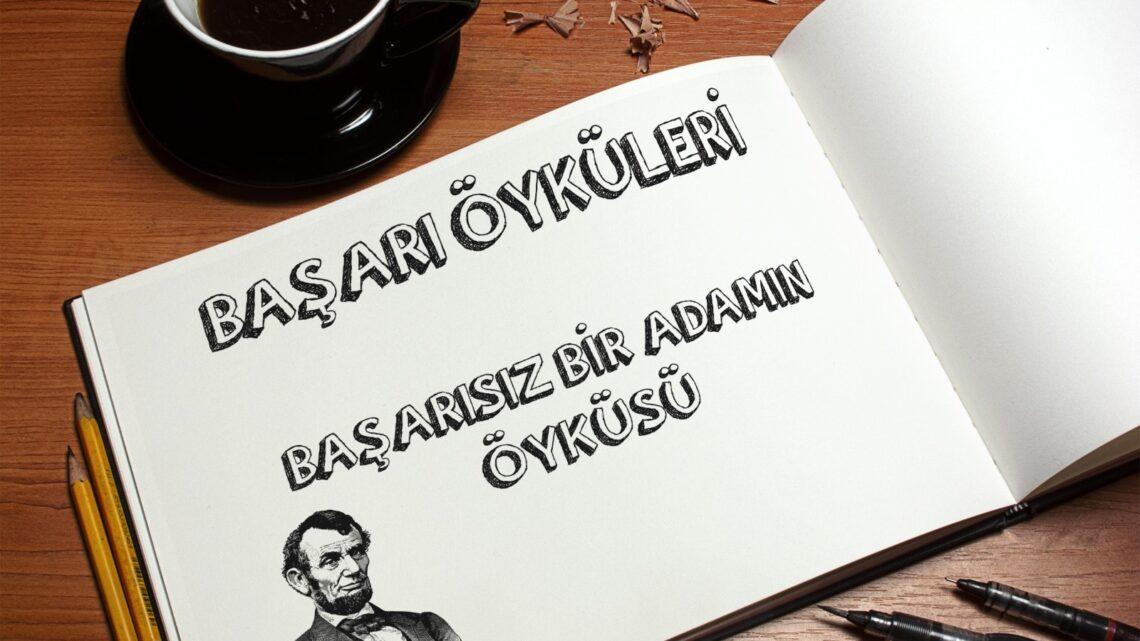 """Abraham Lincoln - """"Önemli olan yere düşüp düşmemen değil, tekrar ayağa kalkıp kalkmamandır."""""""