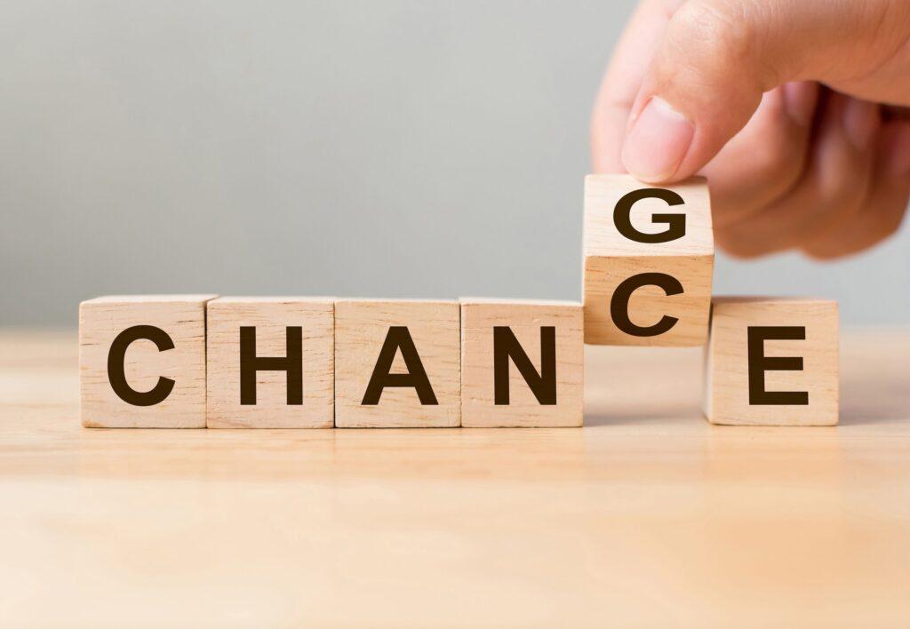 Vizyonunuzdaki veya misyonunuzdaki değişiklikle ilgili bir şeyler olduğunda, takım arkadaşlarınızın da bunu bildiğinden emin olun.