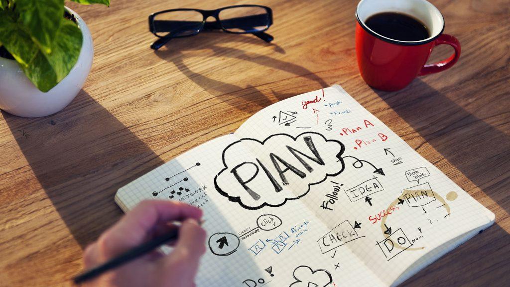Her ne iş yaparsanız yapın onu daha sonra değerlendirmek gereklidir.