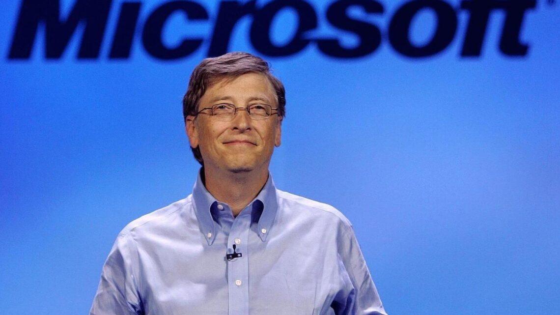 Bill Gates - 1975 senesinde Microsoft'u kurmuş ve şuan dünyanın en zengin 2. kişisi unvanına sahiptir.