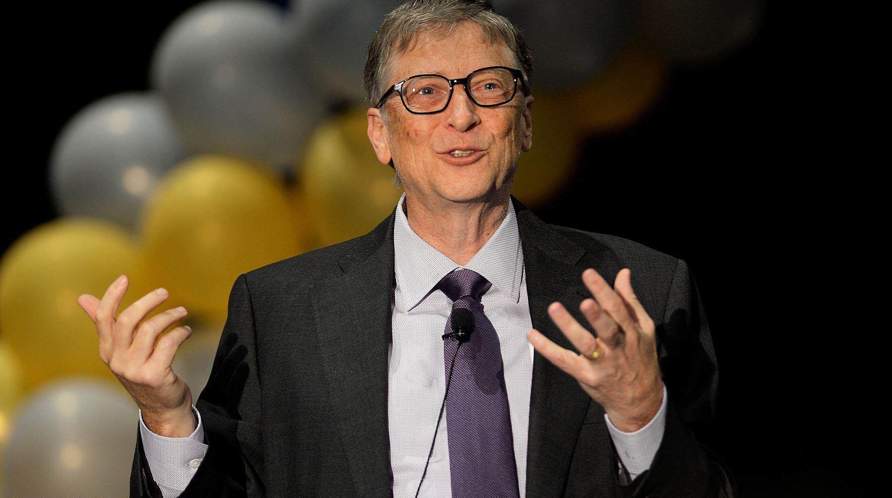 Bill Gates'in network okulu başarı sözleri 5