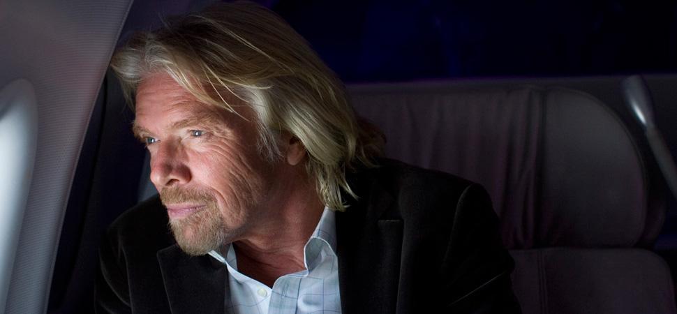 Richard Branson, yirmi birinci yüzyılın en önemli girişimcileri arasında gösterilmiştir.