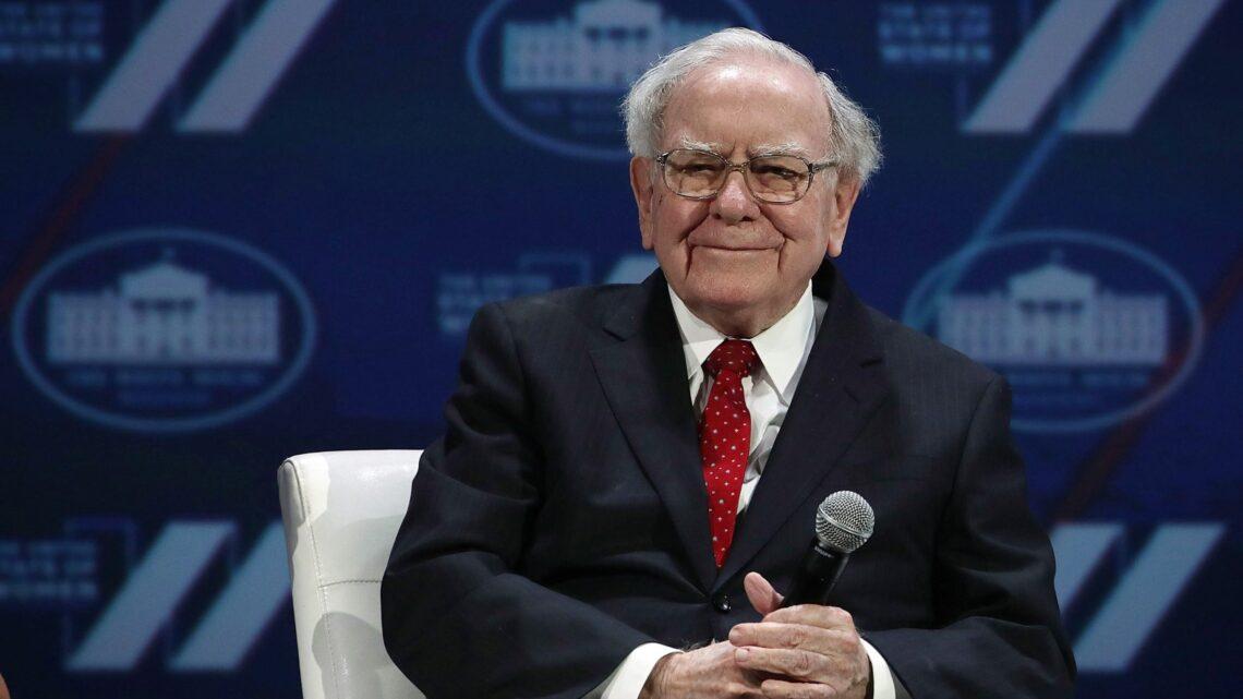 Warren Buffett, 1930'da Nebraska'da doğdu