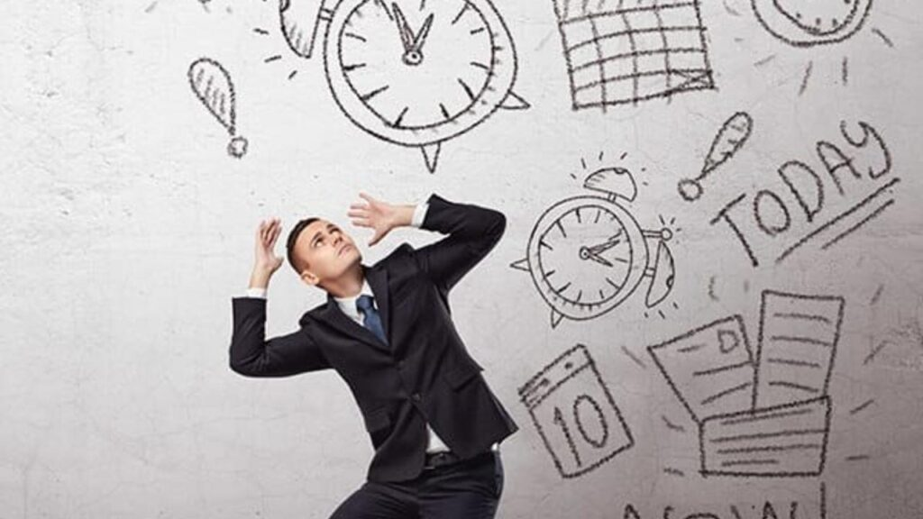 Zaman Yönetimi - Eğitimde öğrenci stresi, akıllı bir zaman yönetimi ile en aza indirilebilir.