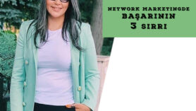 herbalife network marketing lideri ilayda solak
