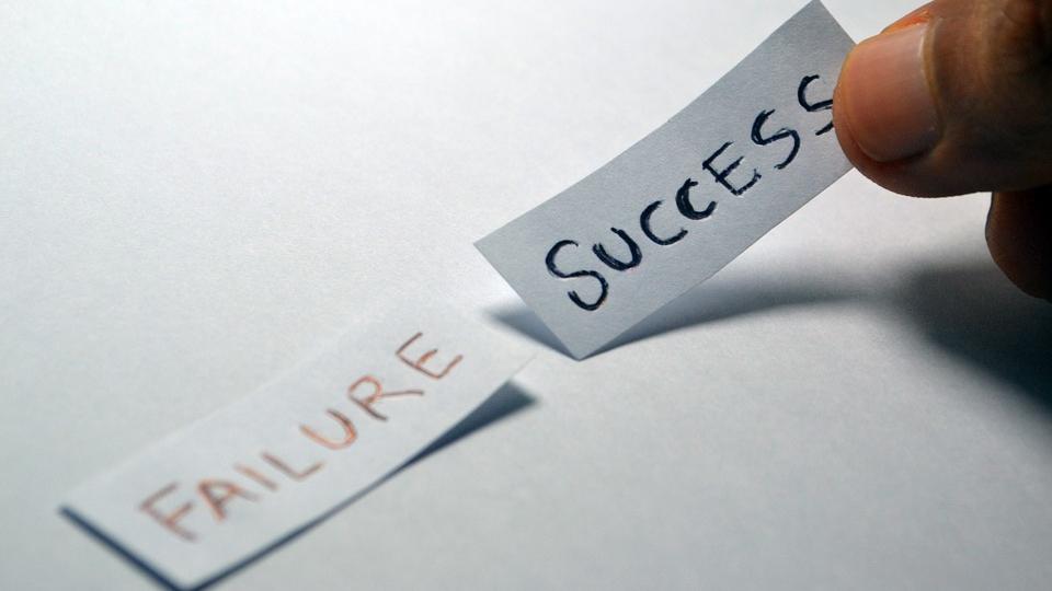 Girişimcilik ve başarısızlık el ele gider, bu nedenle girişimcilik başarısızlığa iyi yanıt vermeyenler için değildir.