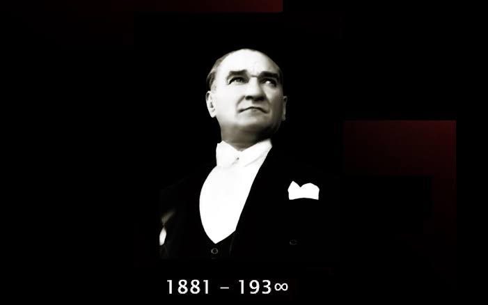 Türkiye Cumhuriyeti'nin kurucu lideri Mustafa Kemal Atatürk'ü sonsuzluğa gidişinin yıl dönümünde anıyoruz.