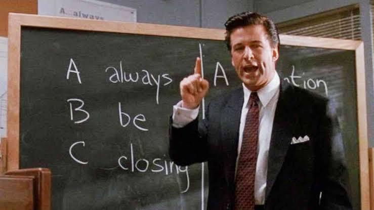 Satış Pazarlama Filmleri - Amerikalılar - Glengarry Glen Ross/1992