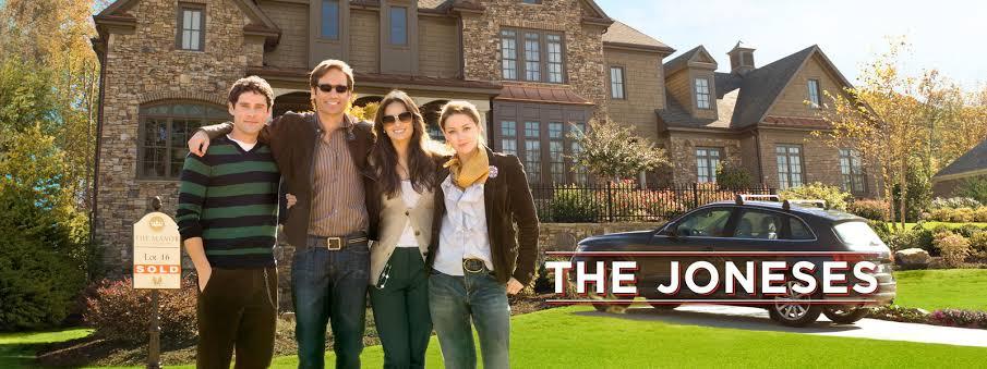 Satış Pazarlama Filmleri Listesi - Örnek Aile - The Joneses / 2009