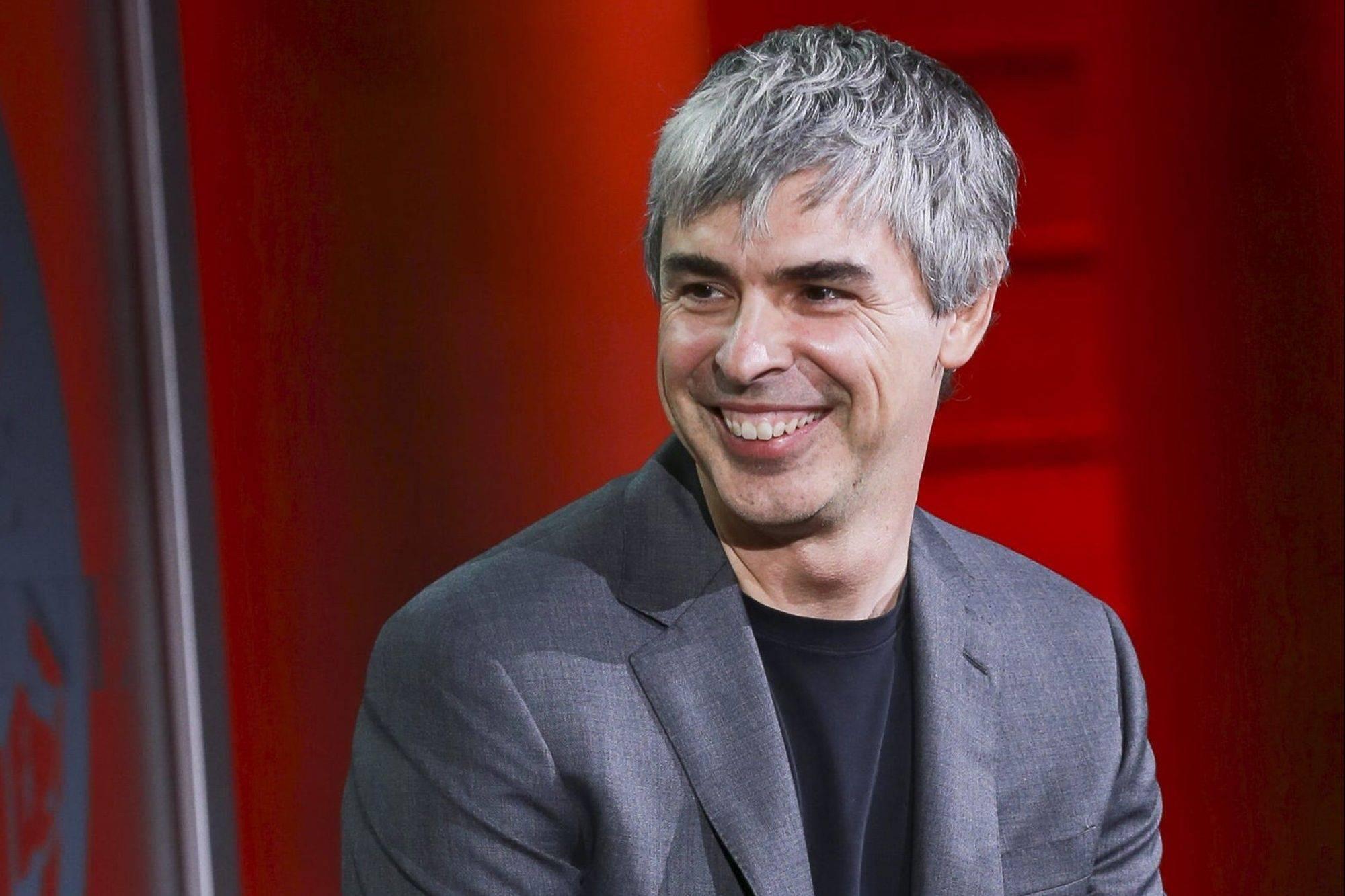 Google - Lawrance Page, bilinen adıyla Larry Page, Yahudi asıllı bir Amerikalı bilgisayar mezunudur.