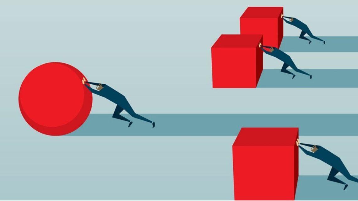 İş hayatında başarılı olmak için rekabetten ayrı olmamanız gerekir.