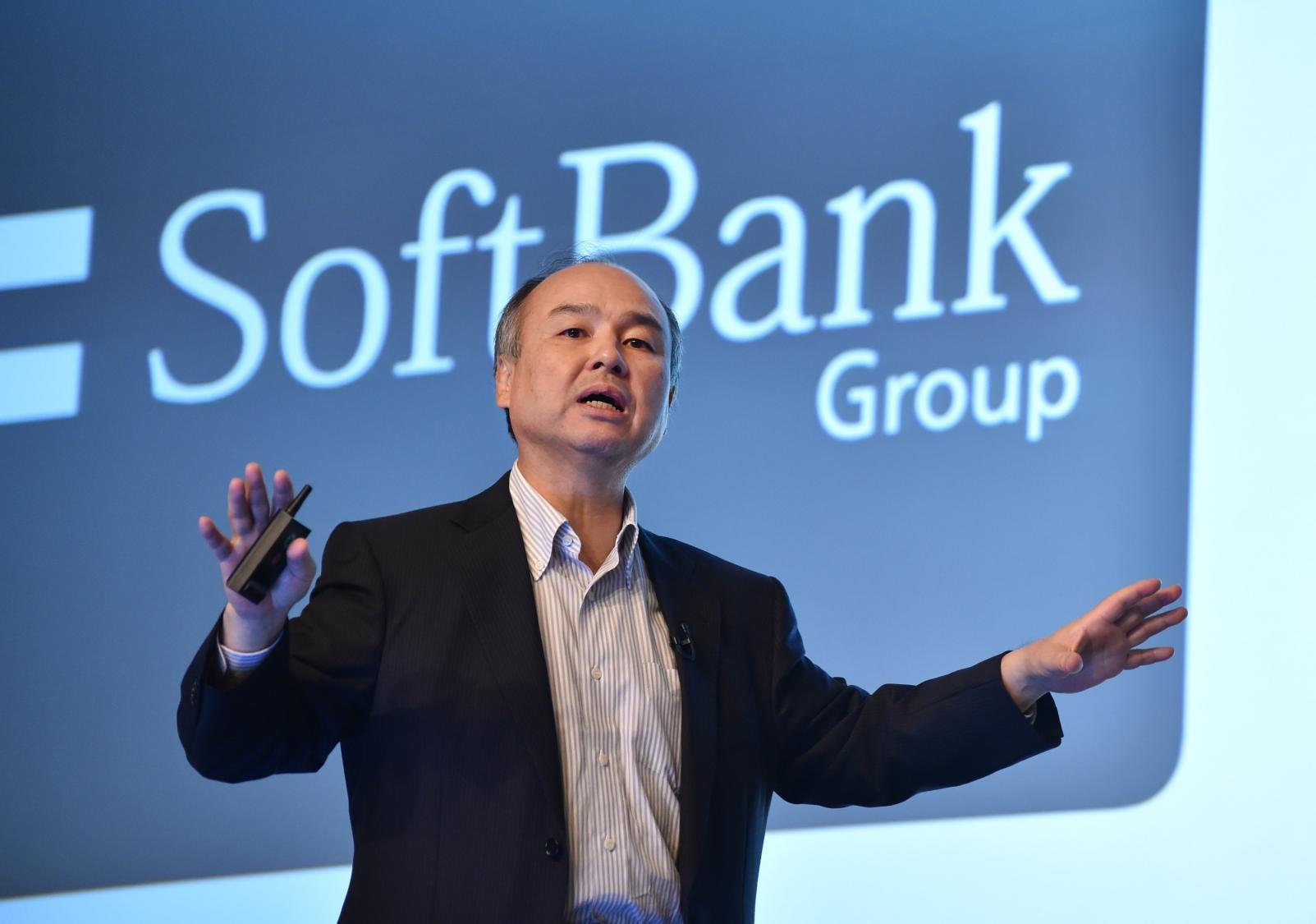 Masayoshi Son, SoftBank'ın kurucusu ve de CEO'sudur.