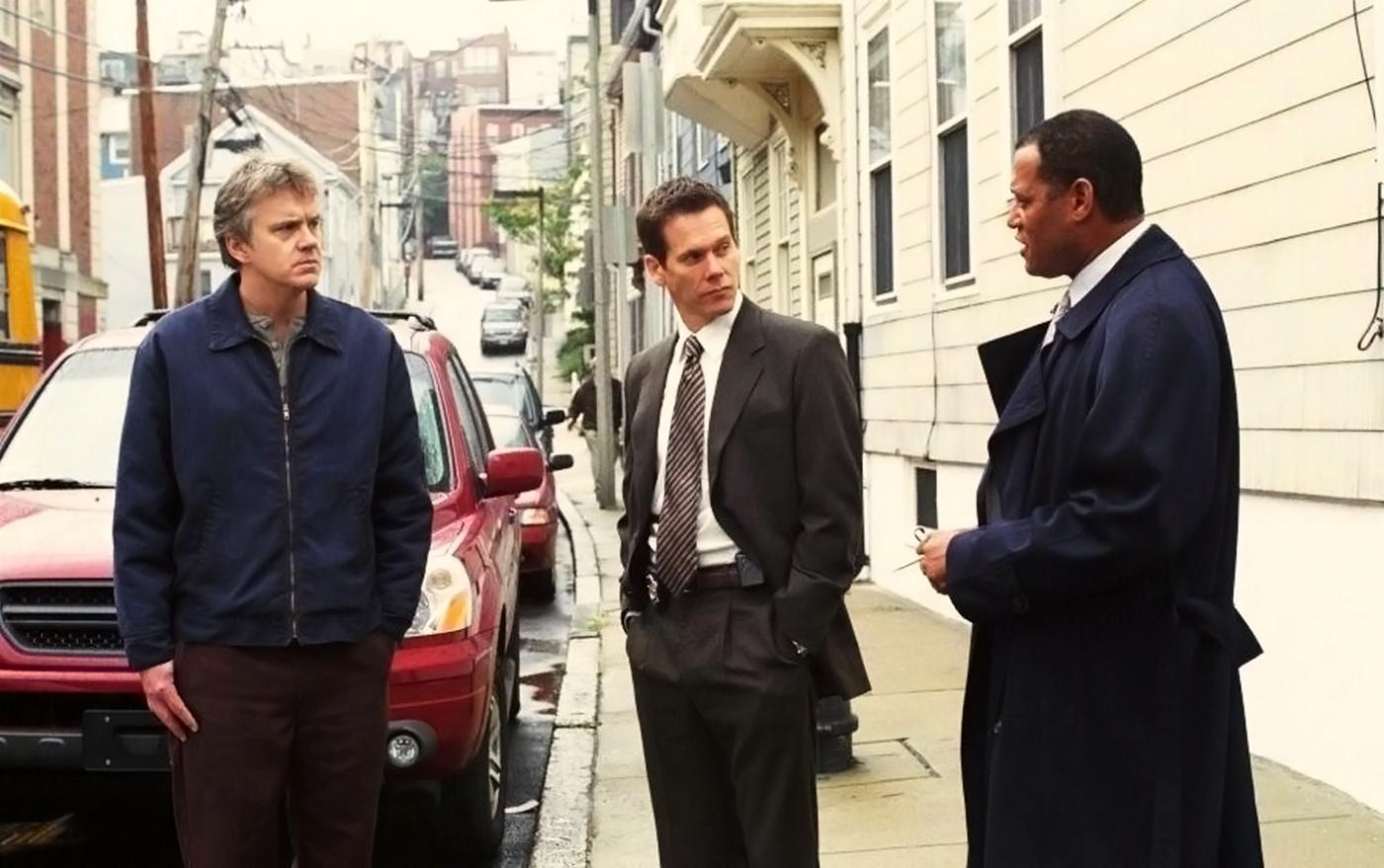 Jimmy, Sean ve Dave isimli üç çocuğun geçmişte yaşadıkları kötü olaylar üzerine kurulu film, kişisel gelişim filmleri arasındaki yerini almıştır.