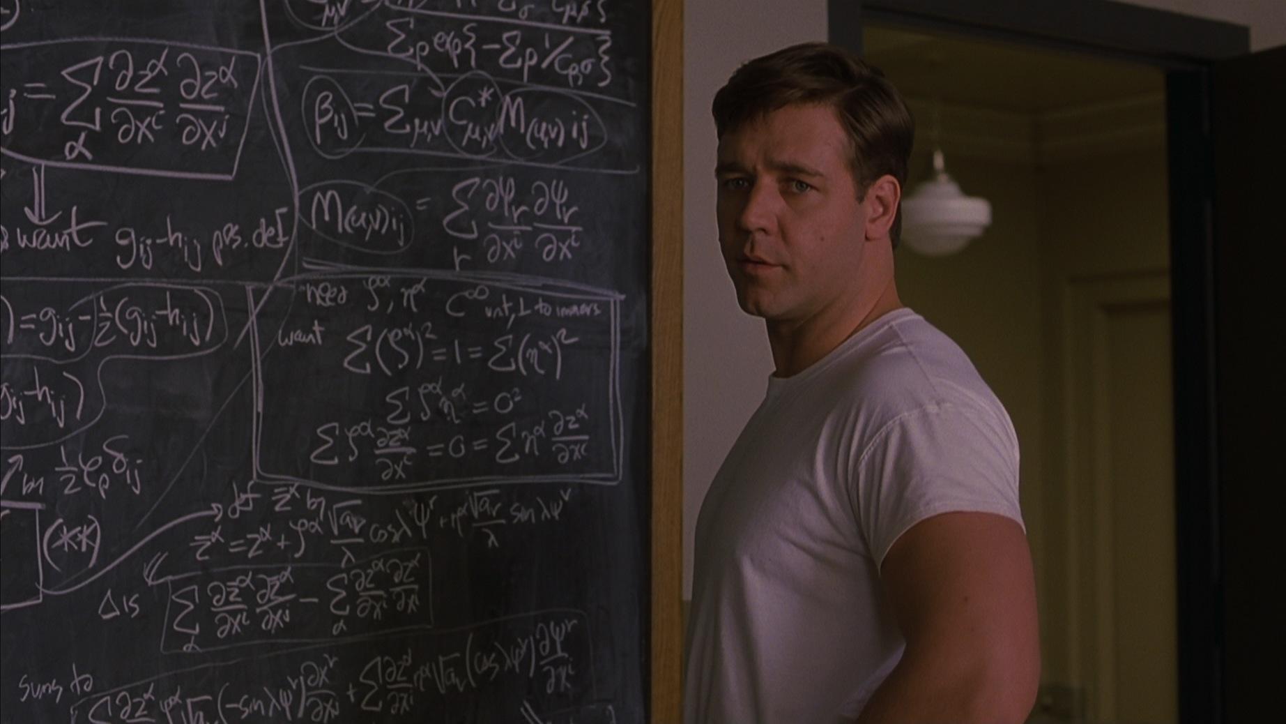 John Forbes Nash Jr.'nin hayatından bir kesit anlatan film, en iyi kişisel gelişim filmleri arasında yer almaktadır.