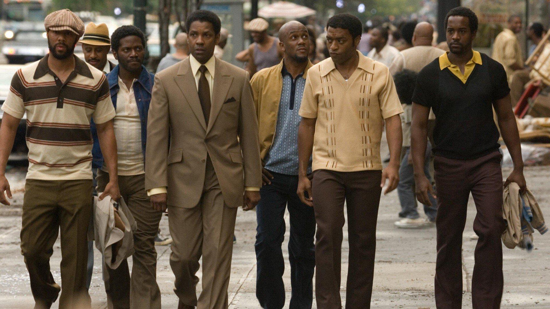 Film önerileri - İşvereninin ve akıl hocası Bumpy Johnson'ın ölümünün ardından Frank Lucas, kendisini Manhattan'ın Harlem bölgesinde bir numaralı eroin ithalatçısı olarak görüyor.