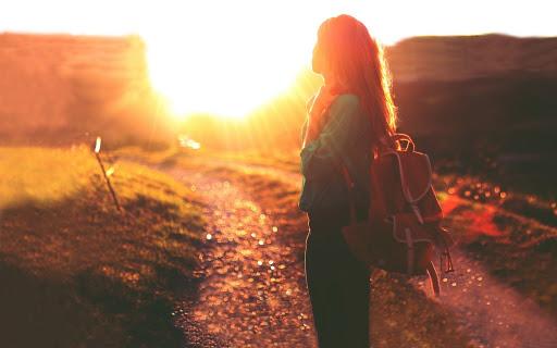 Her ne kadar uzak gibi görünse de huzurlu bir yaşam sürmek mümkün.